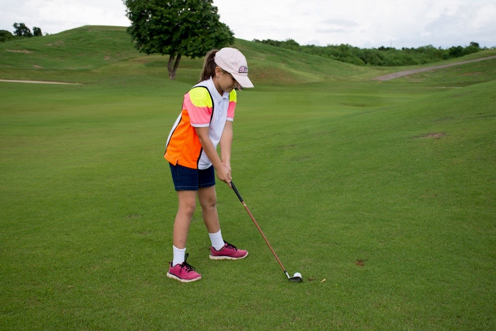 Jr. Golf Academy