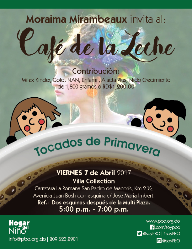 Café de la Leche April 2017