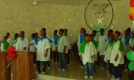 orfanato ninos de cristo la romana