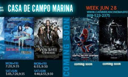 Marina Casa de Campo Movies and Times