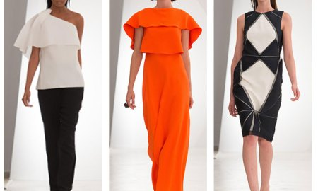 Fundacion MIR Angel Sanchez fashion show