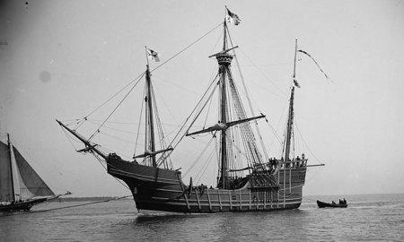 Christopher Columbus, Santa Maria