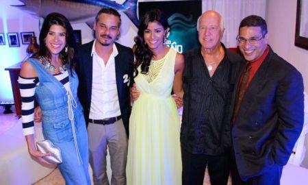 La Extrana, Crystal Jimenez, Frank Perozo, Evelyna Rodriguez, Sergio Gobbi, Cesar Rodriguez