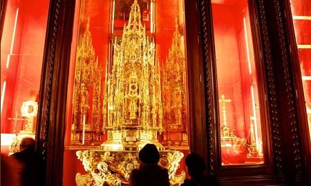 Corpus Christi Celebration in Toledo