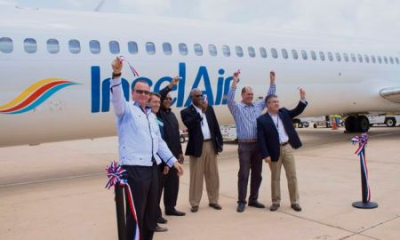 Insel Air La Romana Curacao