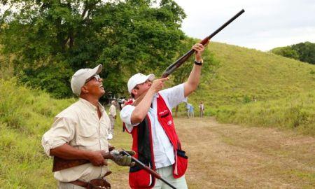 Casa de Campo shooting Rancho Peligro
