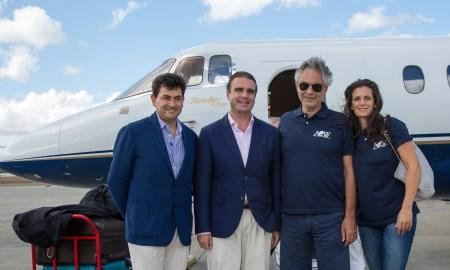 Daniel Hernandez, Rafael Torres, Andrea Boccelli, Casa de Campo