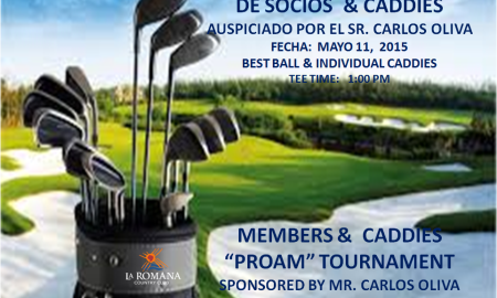Caddies ProAm
