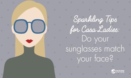 Sparkling Tips - Sunglasses