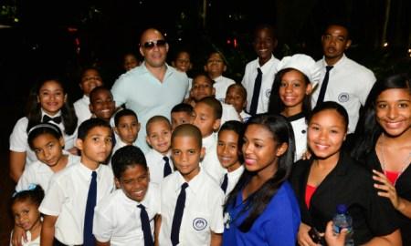 Vin Diesel Magical Splendor Gala