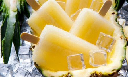 Tropical Sangria Popsicle