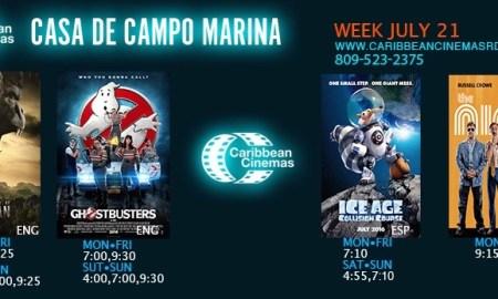 Marina Casa de Campo Movies