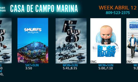 Movie Times Marina Casa de Campo