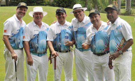 Golf, Cigar and Music tournament