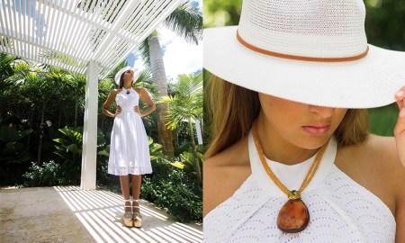 Casa de Campo Living fashion spread