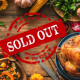 Thanksgiving Turkey Competition Sold Out
