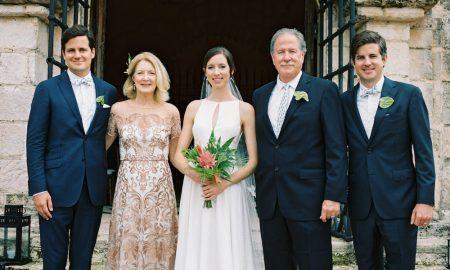 Kerry Everett and Michael Seaworth wedding