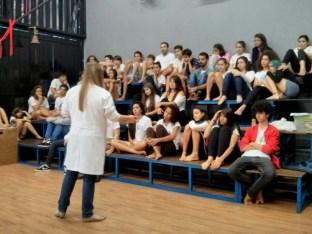"""Casa recebe o projeto """"Transando Saúde"""" do SESC/MS"""