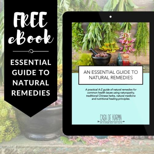 FREE CASA DE KARMA Natural Remedies eBook