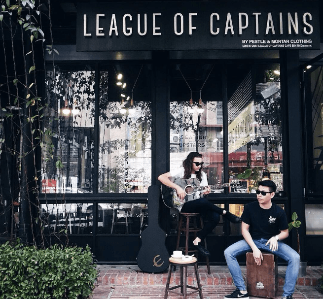 League Of Captains Best Coffee Kuala Lumpur