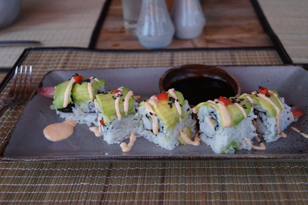 sushi udara resort bali