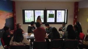 formación centro de información juvenil