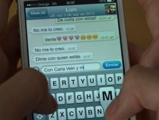 espiar el móvil de tu pareja. Punto de Información Sexual Juvenil del Ayuntamiento de San Andrés y Sauces