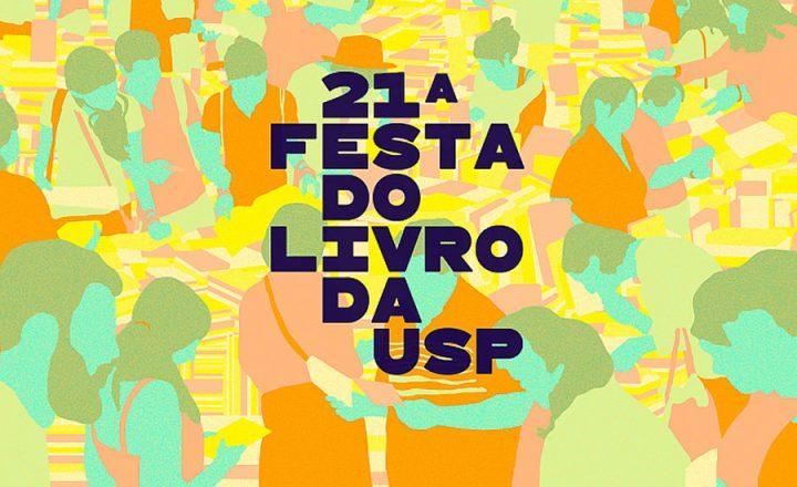 Veja os detalhes da Festa do Livro da USP que começa nesta quarta (27)
