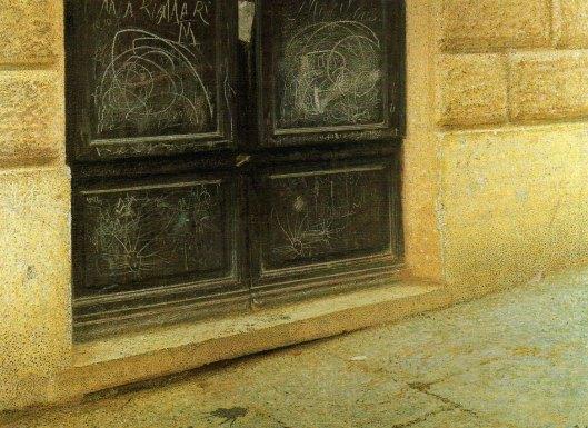 Giacomo Balla - Fallimento (1902)