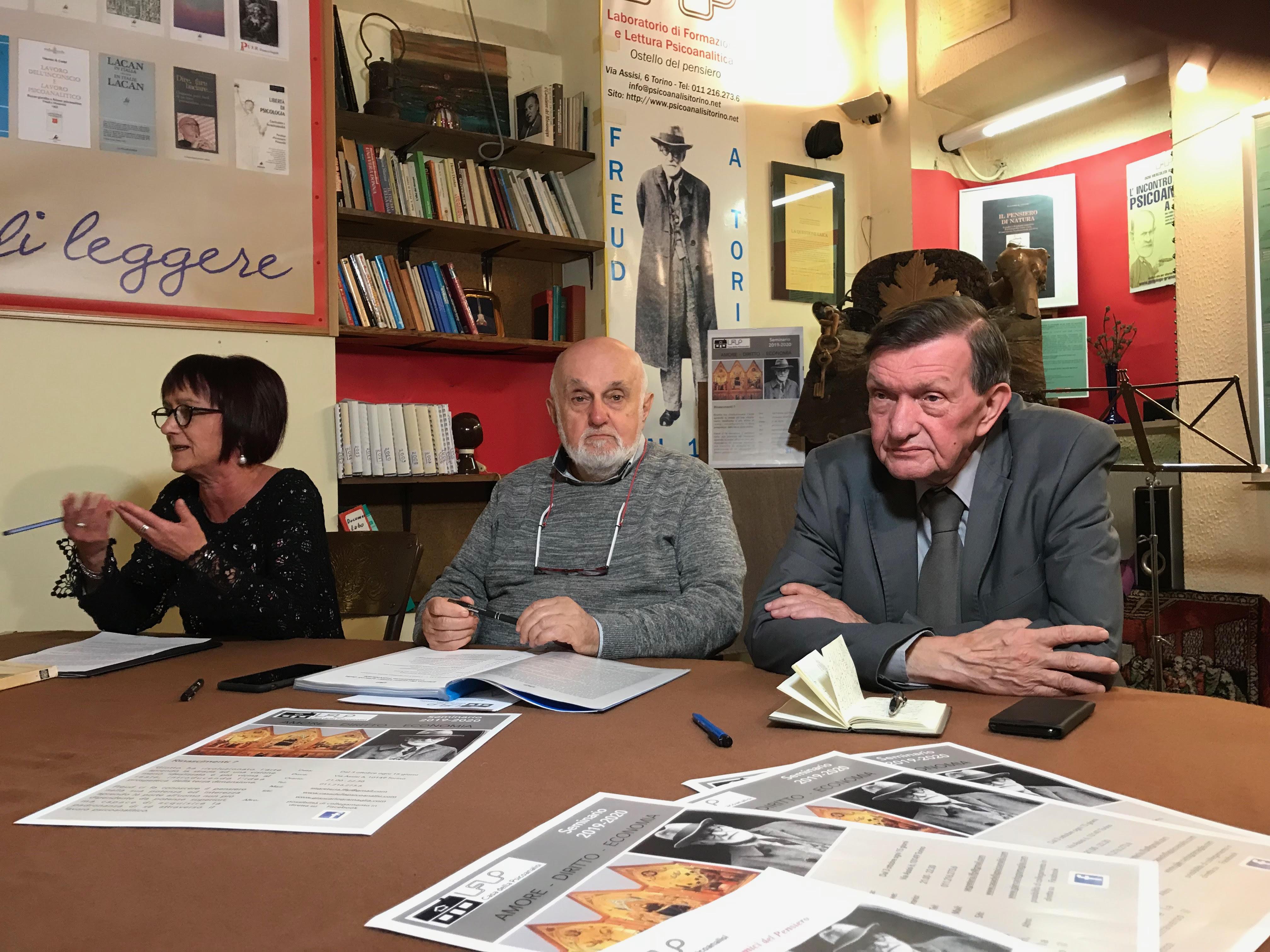 Seminario LFLP 2019/20: secondo appuntamento