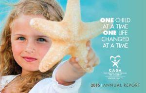 2016 CASA Annual Report