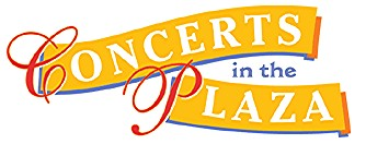 Concerts in the Plaza logo
