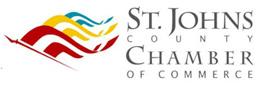 St Johns County Chamber of Commerce logo