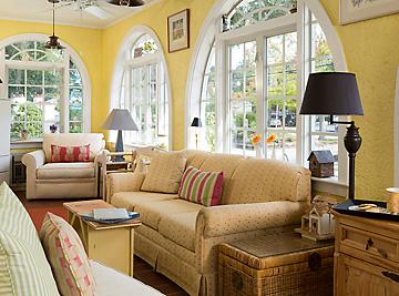 East Living Room