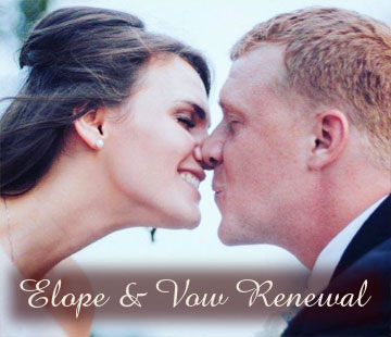 Elopement and Vow Renewal Packages