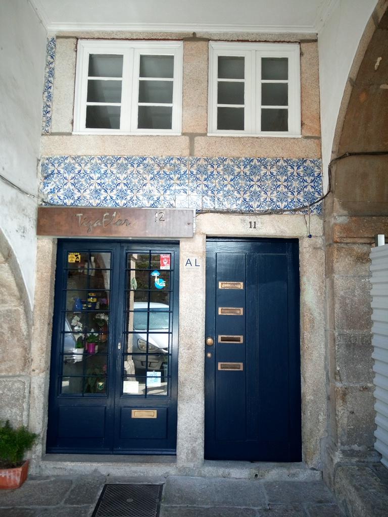 Casa Dom Azulejo Porto Alojamento Património História Cultura Azulejo Sustentabilidade