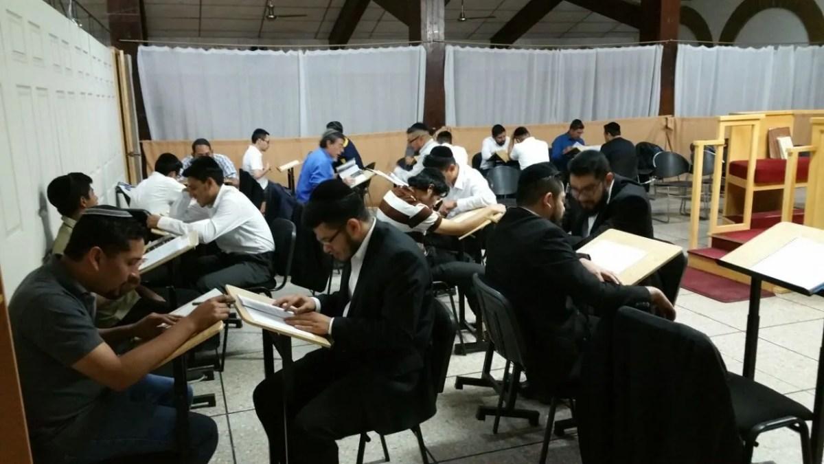Um novo Beit HaMidrash em El Salvador