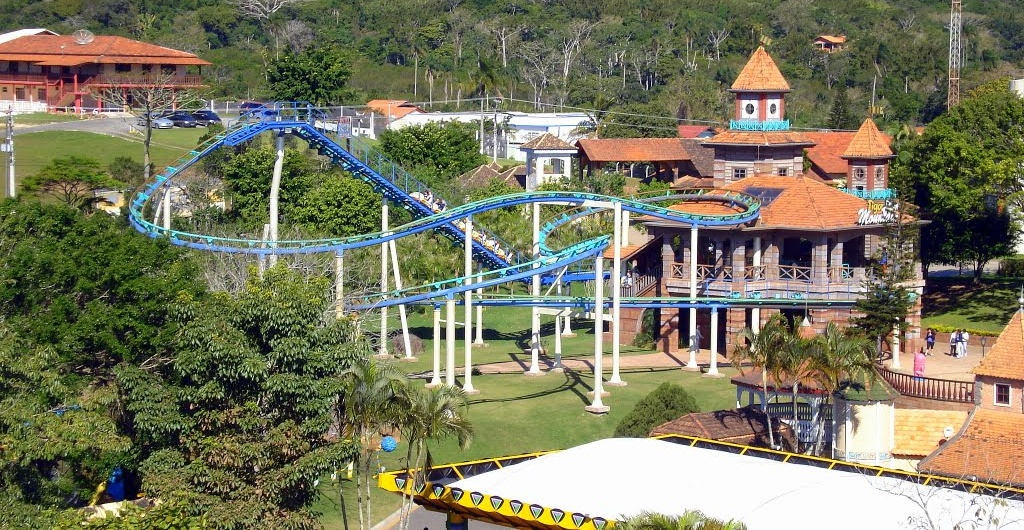 Conheça a Tigor Mountain, do Beto Carrero World | Casa do Turista