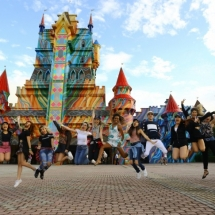 Youtubers visitam o Beto Carrero World | Casa do Turista - Incoming Tour Operator