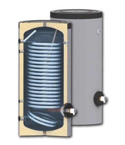 Boiler pentru sisteme cu termopompe Sunsystem SWP N 300 litri