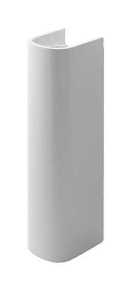 Picior Duravit D-Code alb