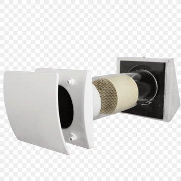 Recuperator de căldura descentralizat
