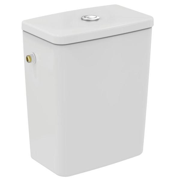 Rezervor ceramica Ideal Standard Connect Air Cube cu alimentare laterala