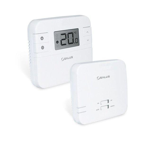 Termostat de ambient cu control prin internet neprogramabil Salus RT310i cu 5 ani garantie