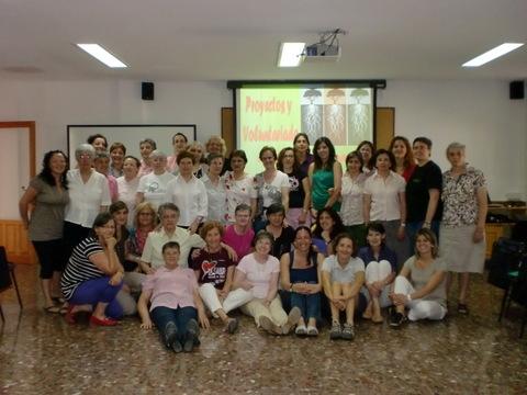 Encuentro Responsables de Proyectos Oblatas