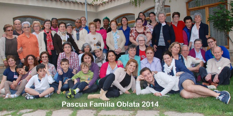 Pascua Familia Oblata 2014