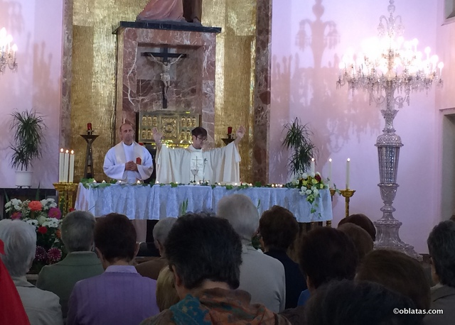 Celebración del Santísimo Redentor en Ciempozuelos