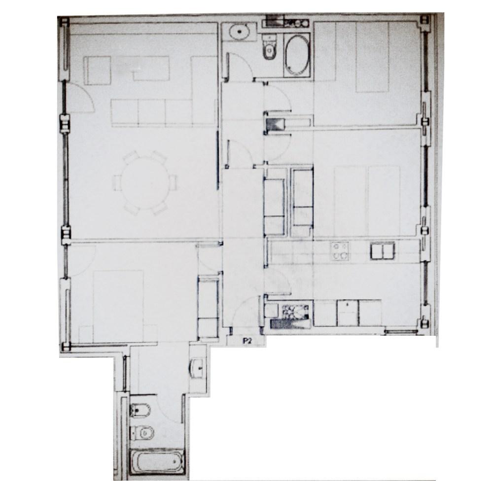 Ejemplo de como colocar correctamente el mapa bagua (1/3)