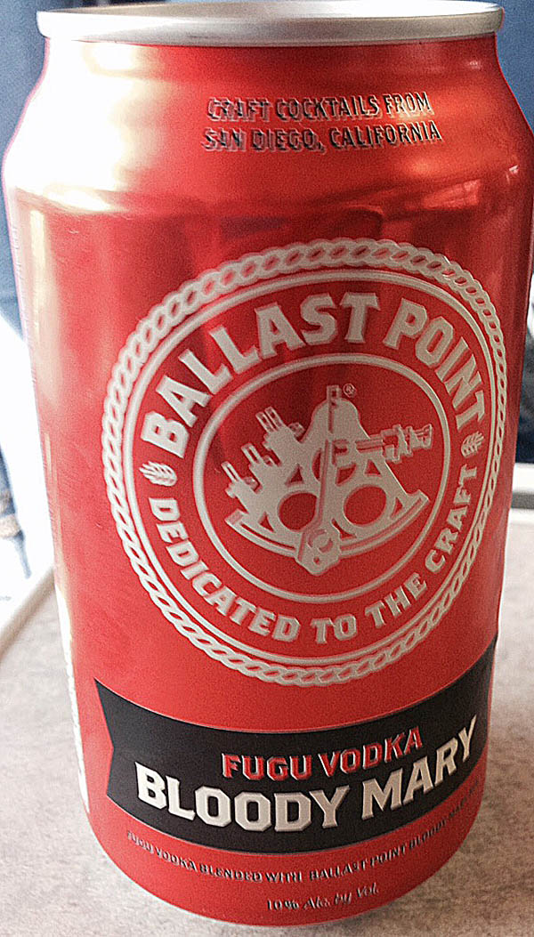 Ballast Point ... it's not just for beer anymore.