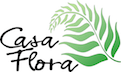 Casa Flora Logo - Color